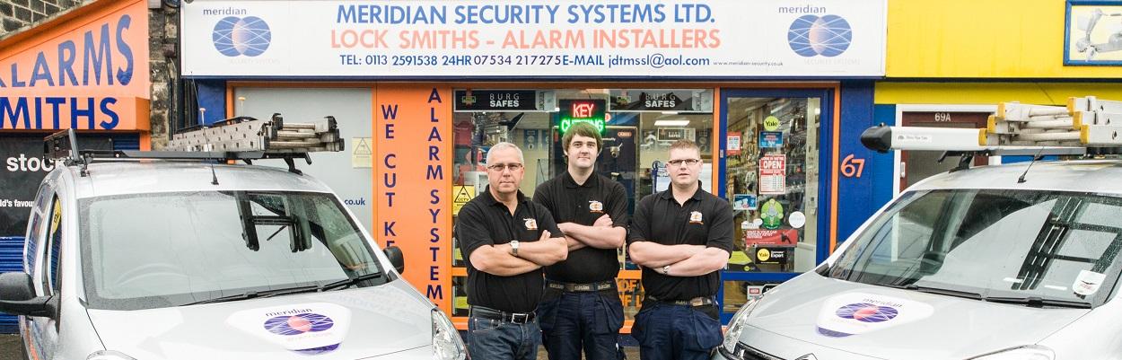 Meridian Security Leeds